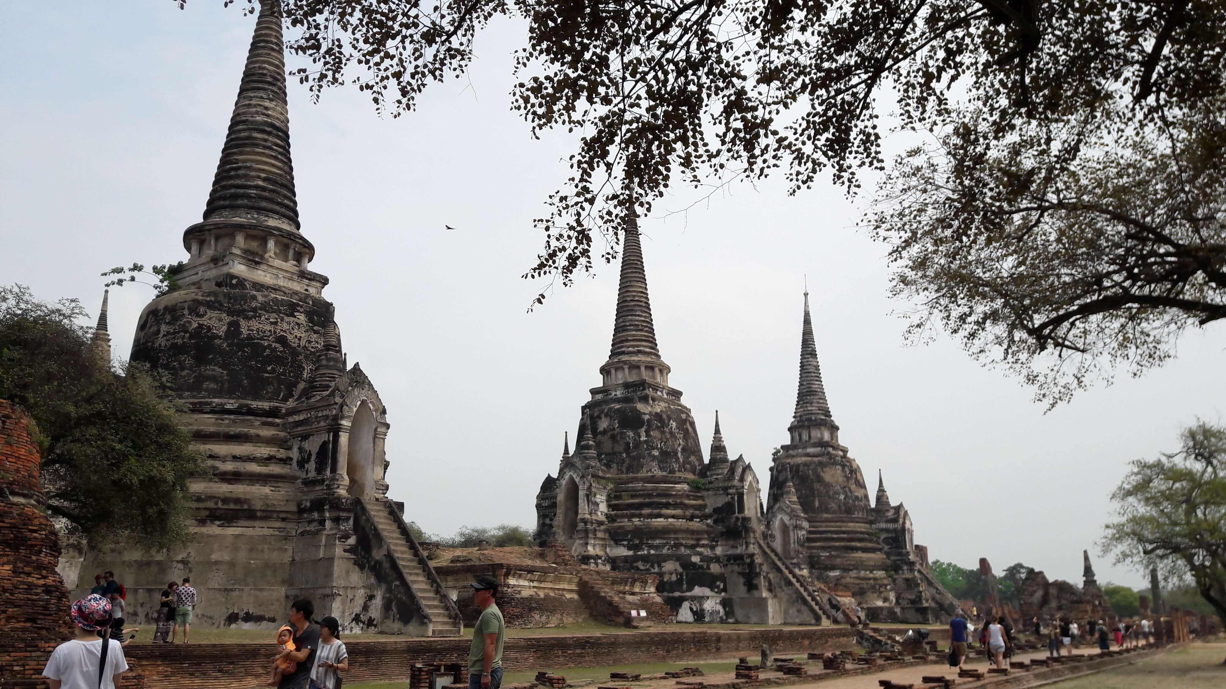 wat phra sin sanphet ayutthaya