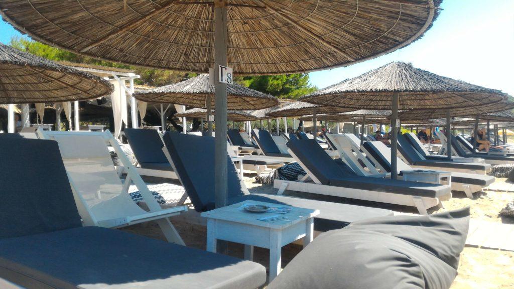 penisola calcidica itinerario
