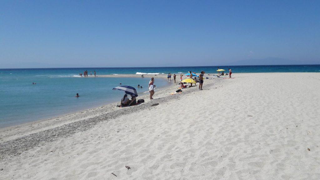 kassandra spiaggia di possidi