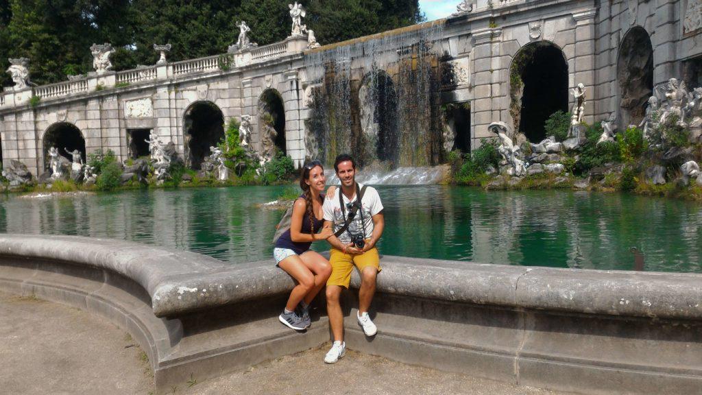 reggia caserta fontana 2