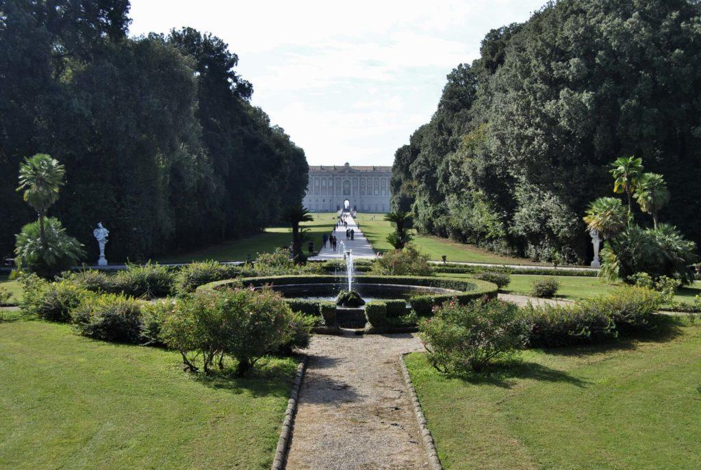 reggia caserta giardini 1
