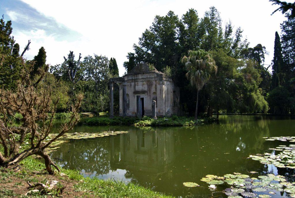 reggia caserta giardino inglese