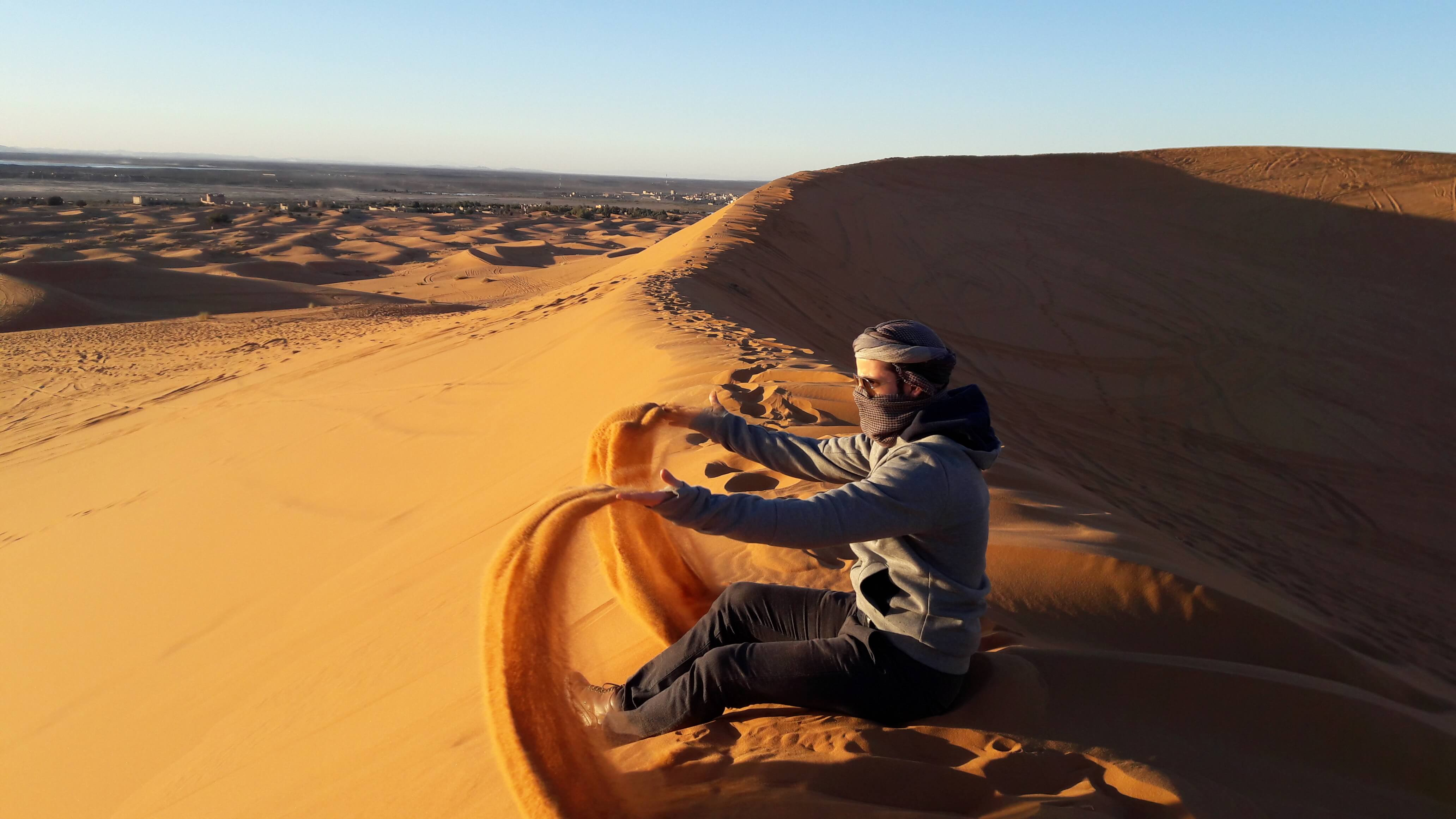 deserto sahara sabbia rossa