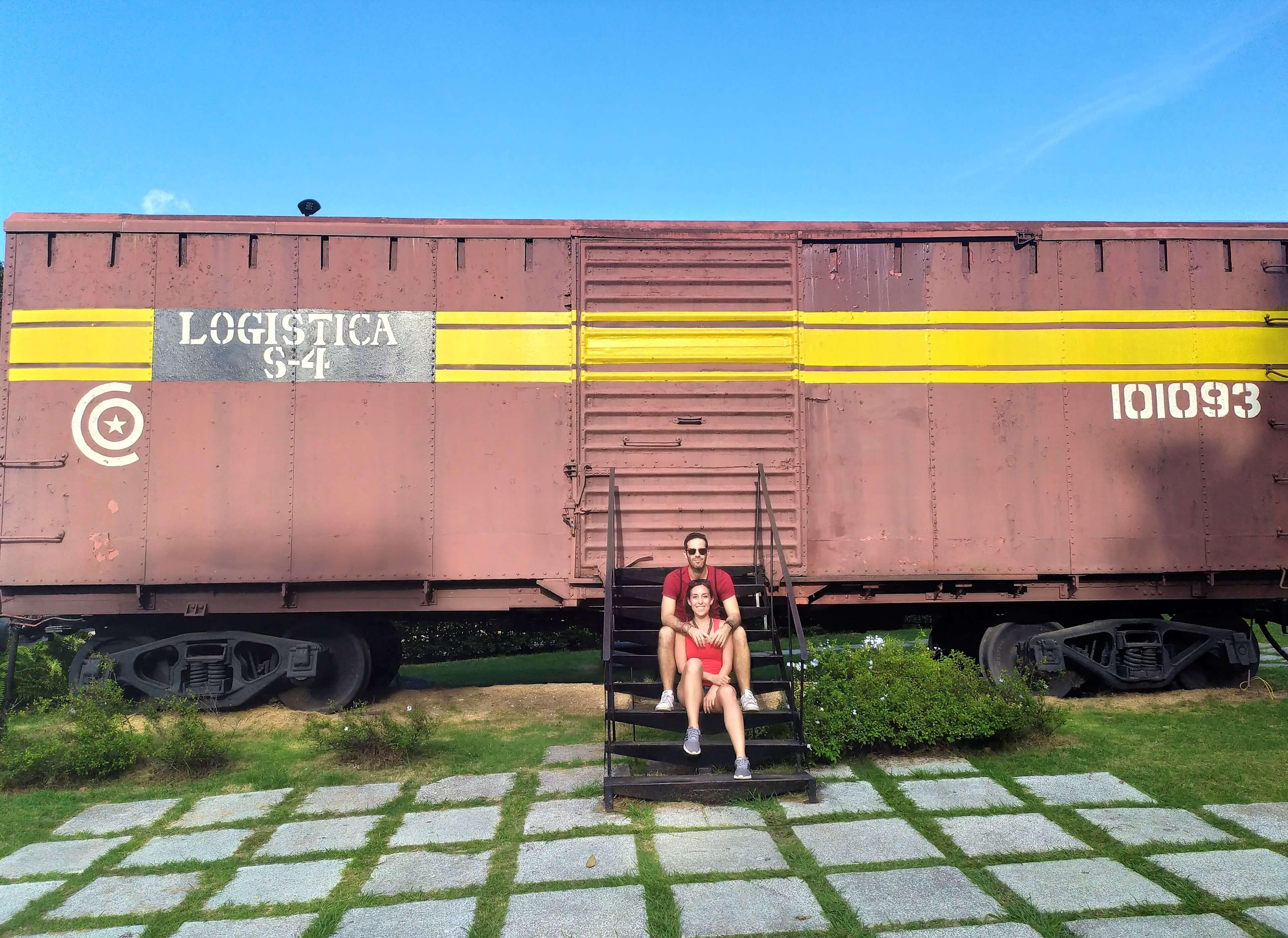 cuba tren blindado