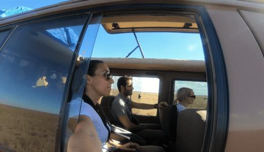 safari tanzania jeep