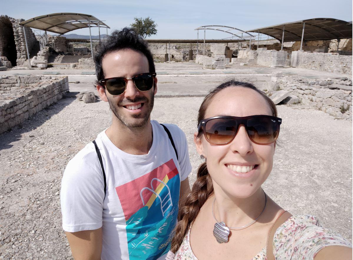 Parco Archeologico di Vulci, rovine